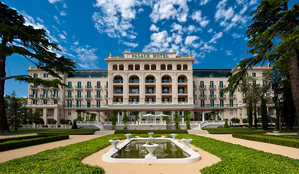 world travel awards - Kempinski Palace Portoroz Istria Slovenia - World Travel Awards tudi v Slovenijo
