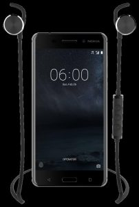 android - Nokia 6 with Nokia Wireless Headset BH 501 202x300 - Pametni telefoni Android
